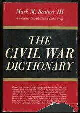 The Civil War Dictionary