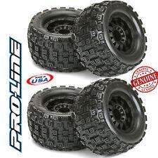 PROLINE BADLANDS MX38 Wheels & Tires HPI SAVAGE TRAXXAS T-Maxx Revo Summit 17mm