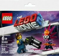 LEGO • The Lego MOVIE 2 30460 Rex's Plantimal Ambush NEW POLYBAG SEALED RARE