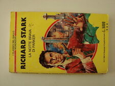 (Richard Stark) La notte brava di Parker 1983 Mondadori i classici 430