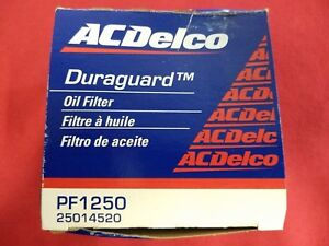 NEW ACDelco Oil Filter AC Delco Ford/Land Rover Lincoln Mazda Mercury V6/V8/V10