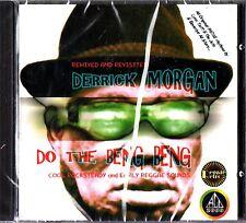 DERRICK MORGAN Remixed & Revisited Do The Beng CD (Best of 1967-68 Rocksteady) *