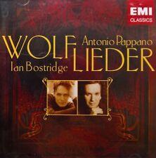 Antonio Pappano - Wolf: Lieder (2006) Ian Bostridge