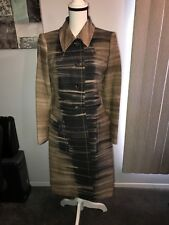 Prada authentic brown/beige wool coat