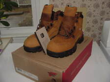 Red Wing 2691 Women Safety Boot Leather Waterproof Steel Toe Thinsulate Size 7 D