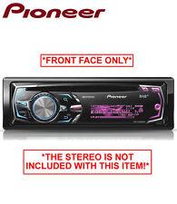PIONEER DEH-X8500DAB FACE, sostituzione STEREO AUTO faccia anteriore solo, BT DAB Radio