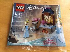 Lego Disney Princess 30551 Cinderella's Kitchen Polybag RARE New Sealed.