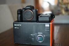 Sony Alpha A7R III 42.4 MP Digital Camera, Shutter count 17,351