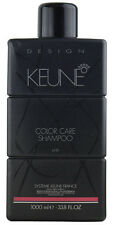 Keune Design Colour Care 1000ml Shampoo 1Litre + FREE PUMP