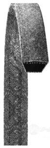 Accessory Drive Belt Dayco L537 fits 57-58 Morris Oxford