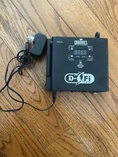 1 Chauvet DJ D-FI 2.4GHz Wireless DMX Transmitter And Receiver