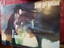 STEVIE RAY VAUGHAN PROMO POSTER