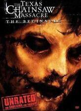 Texas Chainsaw Massacre Beginning 0794043106545 DVD Region 1