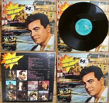 THE MAGNIFICENT VOICE OF MARIO LANZA–Song of India,Beloved-LP–RCA FCL1 7152SACEM
