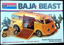 Revell-Monogram Kit. No.7527 BAJA BEAST VW, 1/24,  - NIB & Sealed, ©1994