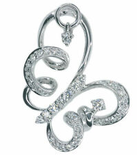 White Gold animal Fine Diamond Necklaces & Pendants