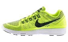 Nike Lunartempo Volt Black White Lunarlon Gym Running Trainers