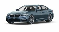 Breyton Race LS 2 Crystal Silver 8,5 + 10x20 BMW 5er G30 520d 530d 530i 520i