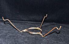 New ListingVintage Antique 1900 Rayo / B & H Kerosene Lamp Brass Shade Spider Tripod