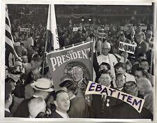 1932 Photo JACK NANCE GARNER for President SPEAKER of THE HOUSE Texas Politician