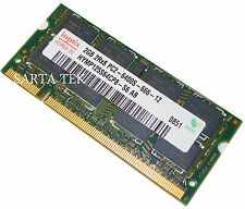 2GB PC2-6400S Hynix HYMP125S64CP8-S6 AB Laptop Memory