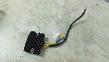 09 Honda FSC 600 FSC600 Silverwing voltage regulator rectifier