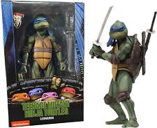 """NECA - Teenage Mutant Ninja Turtles 1990 Movie - Leonardo 7"""" Action Figure"""