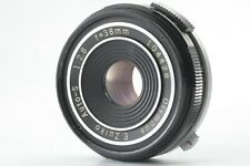 "【 ""Rare"" EXC+5 】 Olympus E.Zuiko Auto-S 38mm F/2.8 Pancake Lens From Japan"