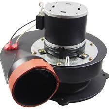 Packard 66781 Draft Inducer Blower & Motor Rheem 70-101087-81 7021-11559
