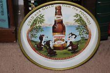 VINTAGE 1959 STEGMAIER GOLD MEDAL BEER COLD & GOLD from the POCONOS SERVING TRAY