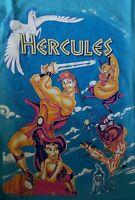 Disney Hercules Womans T Shirt Small Hercules Movie Poster