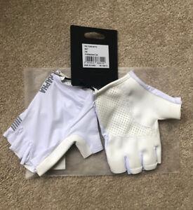 BNWT Rapha Pro Team Mitts / Half Finger Gloves - Size Large