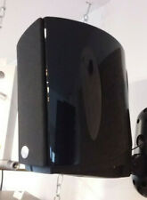 PSB Imagine Mini Compact Bookshelf Speakers Pair Gloss Black FLOOR MODEL/DISPLAY