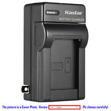 Kastar Battery Wall Charger for Sony NP-BG1 NPBG1 & Cyber-shot DSC-W100 Camera