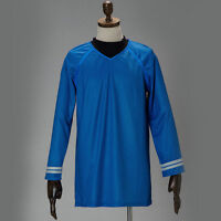 Star Trek Into Darkness Spock Blue Shirt Star Fleet Command Team Spock Uniform