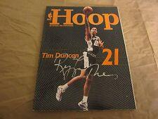 Reggie Theus Autographed Hoop Magazine Nba Basketball Chicago Bulls