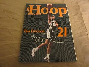 Reggie Theus Autographed Signed Hoop Magazine NBA Basketball Chicago Bulls