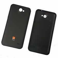 Genuine Original Back Battery Cover For ZTE Blade Apex 2 - Black