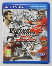 VIRTUA TENNIS 4 EDICION WORLD TOUR - PSVITA PS VITA - PAL ESPAÑA - TENIS