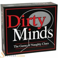 Dirty Minds - Adult Only Party Drinking After Dinner Board Game