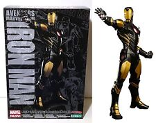 New IRON MAN Kotobukiya ARTFX+ Statue - MARVEL NOW! Black & Gold 1/10 MODEL KIT