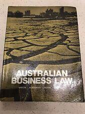 Australian Business Law by Smyth, Soberman, Telfer and Johanson