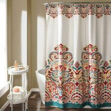 "Lush Décor Clara 72""x 72"" Shower Curtain MSRP $80.00  T410156"