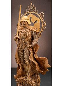 Star Wars Darkness Buddha Statue Darth Vader Japanese Figure BANDAI SPIRITS