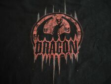 Dragon Alliance Icon Authentic Vintage T Shirt Men Medium Made in USA