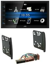 JVC USB 2DIN Bluetooth MP3 AUX Autoradio für Ford Cougar Fiesta Focus Galaxy Mon