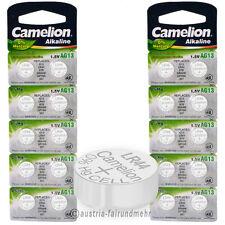 """20x Camelion Knopfzellen Alkaline AG13 LR44 V13GA 157"