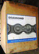 DIAMOND CHAIN  ROLLER CHAIN X-1334-050, NEW IN BOX 50 FT