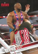 Grand E - 2017 Topps Wwe Wrestling Cartes à Collectionner, (Bronze)