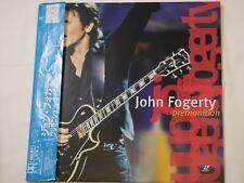 LD  Laserdisc :L702 JOHN FOGERTY PREMONITION
